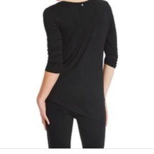 ISO Guess Dawn Knit Tunic Black